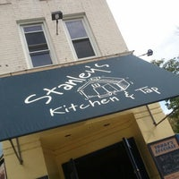 Photo taken at Stanley's Kitchen & Tap by Moe D. on 8/20/2012