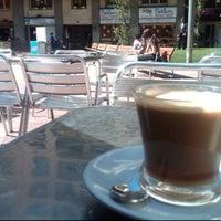 Photo taken at Pizzeria Piamontesa by Adria L. on 5/9/2012