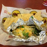 Photo taken at Moe's Southwest Grill by Nickila M. on 4/2/2012