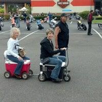 Photo taken at Northwest Harley-Davidson by Bill S. on 8/18/2012