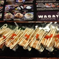 Photo taken at Wagaya by Riane on 3/4/2012