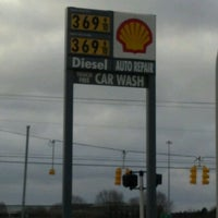 Photo taken at Shell by EJACK on 2/25/2012