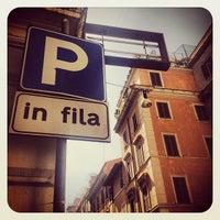 Photo taken at Via Rasella by Francisco E. on 8/3/2012