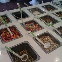 Photo taken at Let's YO! Yogurt by Shelley on 6/24/2012