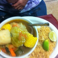 Photo taken at El Gallito Restaurant by Laura R. on 5/28/2012