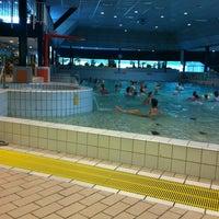 Photo taken at Zwembad Merwestein by Jolanda V. on 7/13/2012