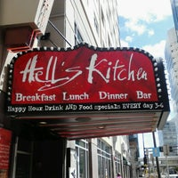 Hells Kitchen American Restaurant in Downtown West