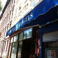 Photo taken at Wonder Bagels by Landon F. on 5/20/2012