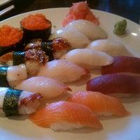 Photo taken at Sushi Para II by Allan T. on 7/12/2012