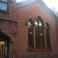 Photo taken at Atlantic Theater Company (Linda Gross Theater) by Cynthia L. on 6/8/2012