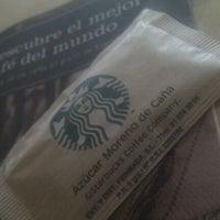 Photo taken at Starbucks by José Antonio E. on 4/25/2012