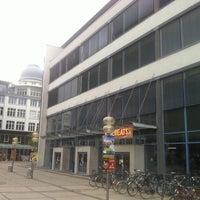 Photo taken at Campus Jena by Sven P. on 4/29/2012