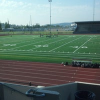 Photo taken at Renton Memorial Stadium by Dang N. on 7/10/2012