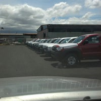 Photo taken at Maui Toyota by Michael B. on 9/5/2012