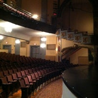 Photo taken at Palace Theatre by Bob M. on 4/11/2012