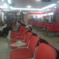Photo taken at Sultan Thaha Syaifuddin Airport (DJB) by Danu S. on 9/9/2012
