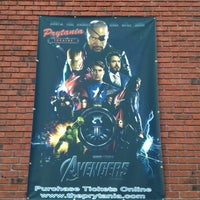 Photo taken at Prytania Theatre by genaverse on 5/5/2012