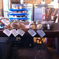 Photo taken at Brick Street Bakery by Andy L. on 4/4/2012