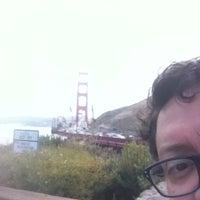 Photo taken at Golden Gate Pedicab by Carlos M. on 9/2/2012