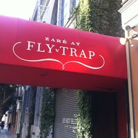 Photo taken at The Fly Trap by Nobuko O. on 4/20/2012