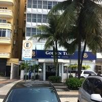 Photo taken at Hotel Golden Tulip Regente by Vinicius A. on 4/9/2012