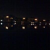Photo taken at Pinggiran Danau Sunter by Adv. Danies on 7/1/2012