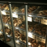 Photo taken at Towson Hot Bagels by Paul B. on 4/1/2012