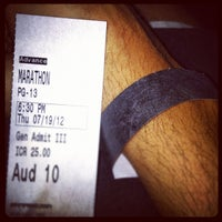 Photo taken at Regal Cinemas Old Mill 16 & IMAX by Giovanni C. on 7/19/2012
