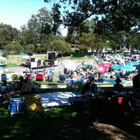 Photo taken at Summer Concerts in the Park by Helby on 8/5/2012