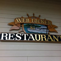 Photo taken at Web Locker by Aaron B. on 8/21/2011