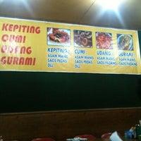 Photo taken at RM Prambanan by Eriq  C on 8/1/2012