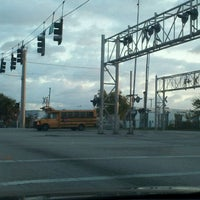 Photo taken at Copans Rd & N Dixie Hwy by Sharon @ G. on 10/3/2011