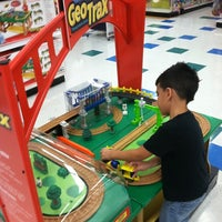 "Photo taken at Toys""R""Us by Aaron J. on 9/4/2011"