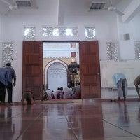 Photo taken at Masjid Sepang by Mohamad Haizal on 11/25/2011