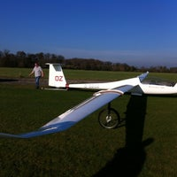 Photo taken at Windrushers Gliding Club by Mark S. on 11/13/2011
