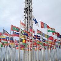 Das Foto wurde bei Leipziger Messe von Frank S. am 2/21/2012 aufgenommen