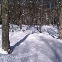 Photo taken at Bretton Woods by Don H. on 4/2/2011