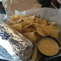 Photo taken at Freebirds World Burrito by Patrick C. on 4/27/2012