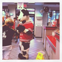 Photo taken at Chick-fil-A by Christopher P. on 11/1/2011