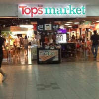 Photo taken at Tops Market by Poy ^. on 7/28/2012