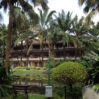 Photo taken at Felix River Kwai Resort by นายสุรวุฒิ ส. on 2/6/2012