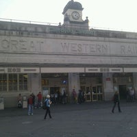 Photo taken at Cardiff Central Railway Station (CDF) by Rafael d. on 11/5/2011
