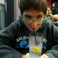 Photo taken at Flat Top Stir-Fry Grill by Kristine T. on 12/22/2011