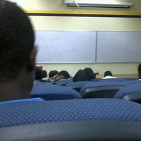 Photo taken at LT9A University of Technology Jamaica by Danielle G. on 10/11/2011