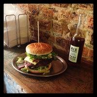 Das Foto wurde bei Berlin Burger International von Markus Y. am 7/14/2012 aufgenommen