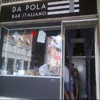 Photo prise au Da Pola par Alessandro R. le6/9/2012