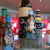 Photo taken at World of Coca-Cola by Russ C. on 8/18/2012