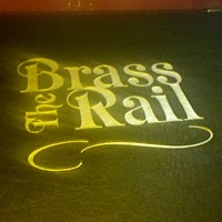 Photo taken at Brass Rail by Steven S. on 11/8/2011