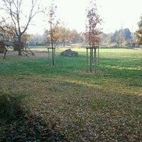 Photo taken at Hunde Spaß Zone by Jens O. on 11/14/2011