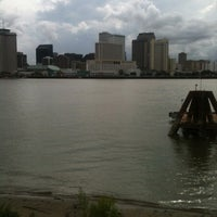 Photo taken at The Mississippi River by Andrew R. on 6/8/2012